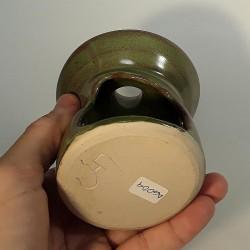 香薰油蒸发器空气清新剂,侧视图
