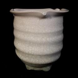 中型碗跟官冰片釉料 cg003