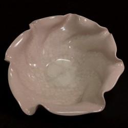 中型碗跟官冰片釉料,内视图