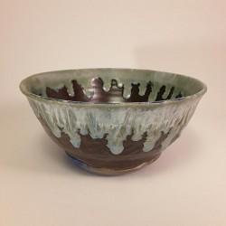 Medium-sized bowl, deep dish, front view