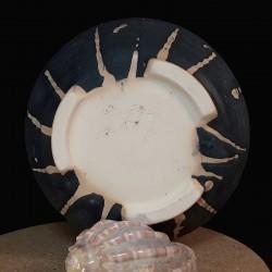 中等尺寸碗,深盘,拉面碗,下视图