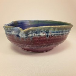 小尺寸瓷器瓷碗,正视图