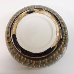 Cuenco pequeño de porcelana, vista inferior