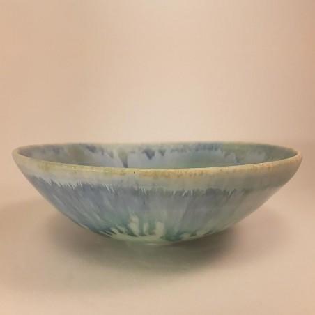 Cuenco pequeño de porcelana, vista frontal