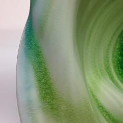 宽型瓷器碗,釉的细节