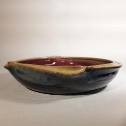 浅碗或深盘,侧视图